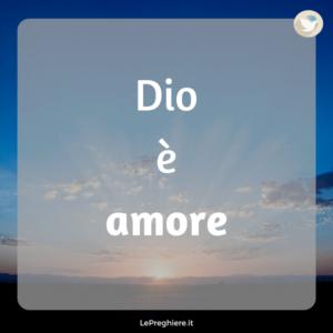 Frase di amore religiosa