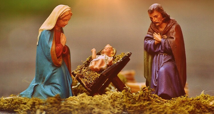 Immagini Natalizie Religiose.Frasi Religiose Di Natale Immagini Con Frasi Le Preghiere