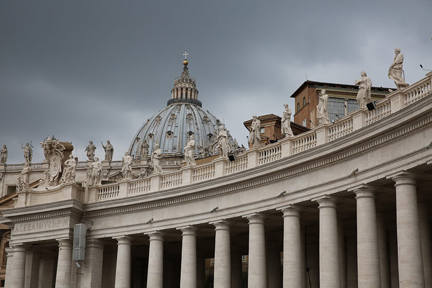 Basilica di San Pietro descrizione